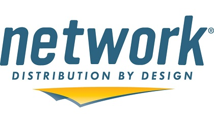 Expanded B2B distribution coverage through Network Services Company.